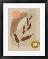 Autumn Soul I Framed Print