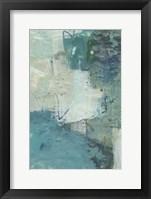 Terrene Abstract VI Framed Print
