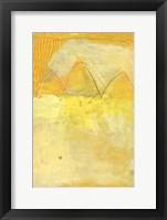 Beamlet II Framed Print
