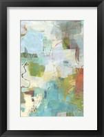 Galore I Framed Print