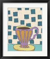 Framed Mid Morning Coffee III