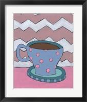Framed Mid Morning Coffee V