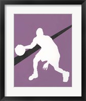 It's All About the Game I Framed Print