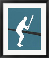 It's All About the Game II Framed Print