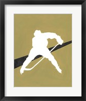 It's All About the Game VIII Framed Print