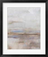 Overcast Day I Framed Print