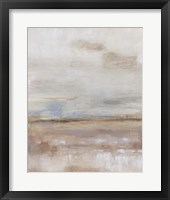 Overcast Day II Framed Print