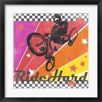 Rad Times II Framed Print