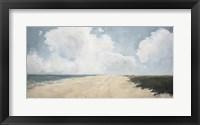Framed Beach Stroll