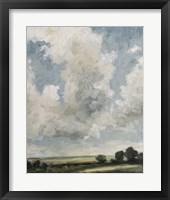 Framed Gathering Clouds