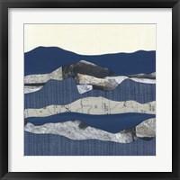 Framed Mountain Series #19