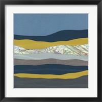 Framed Mountain Series #39