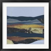 Framed Mountain Series #4