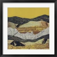 Framed Mountain Series #5