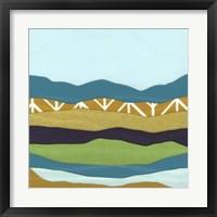 Framed Mountain Series #94