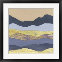 Framed Mountain Series #107