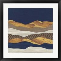 Framed Mountain Series #145