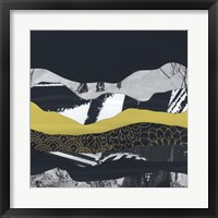 Framed Mountain Series #149