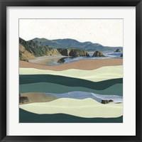 Framed Mountain Series #160