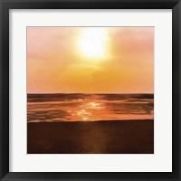 Framed Sunset Dreams I