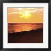 Framed Sunset Dreams II