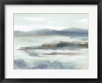 Soft Shores I Framed Print