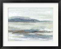 Soft Shores II Framed Print