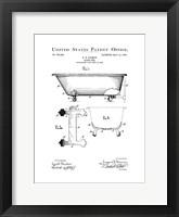 Framed Bath Time Patents I