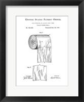 Framed Bath Time Patents VI