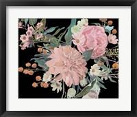 Night Blooming Flowers II Framed Print