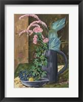 Still Life Bouquet II Framed Print