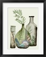 Ocean in a Bottle IV Framed Print