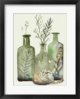 Ocean in a Bottle VI Framed Print
