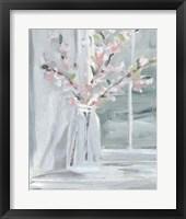Spring Sunlight I Framed Print