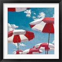 Framed Beach Life II (detail)