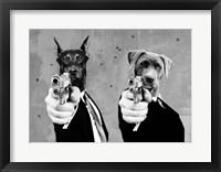 Framed Reservoir Dogs