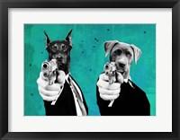 Framed Reservoir Dogs (Pop Version)