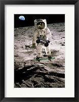 Framed Moonskating (NASA)