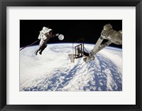 Framed Spaceball (NASA)
