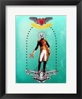 Framed Saint