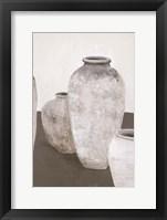 Ceramics 2 Framed Print