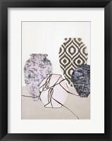 Tactile 1 Framed Print
