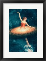 Framed Prima Ballerina Assoluta