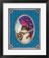 Framed Ravi The Squirrel