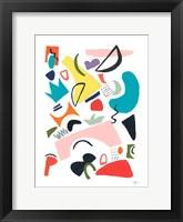 Atomic Ranch No. 1 Framed Print