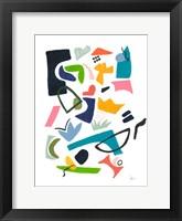 Atomic Ranch No. 2 Framed Print