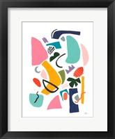 Atomic Ranch No. 3 Framed Print