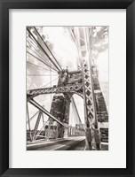 Framed Bridge View I