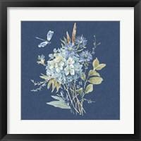Bohemian Blue 04B Framed Print