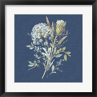 Bohemian Blue 05B Framed Print
